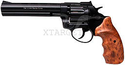 "Револьвер флобера STALKER 4 мм 6"" коричн. рук."