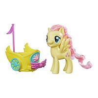 Игровой набор Hasbro My Little Pony Пони в карете Fluttershy (B9159-B9836)