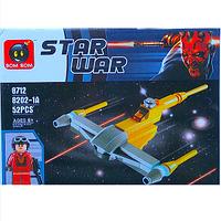 """Конструктор пластик """"Космический корабль Star War"""""""