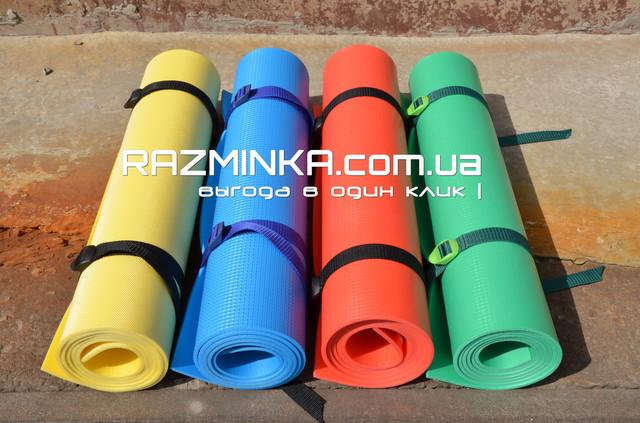 Коврик для йоги и фитнеса Isolon Yoga Lotos 5мм