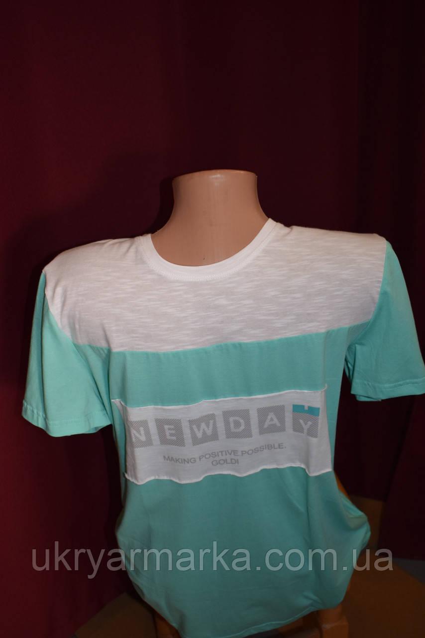 Чоловіча футболка 9641