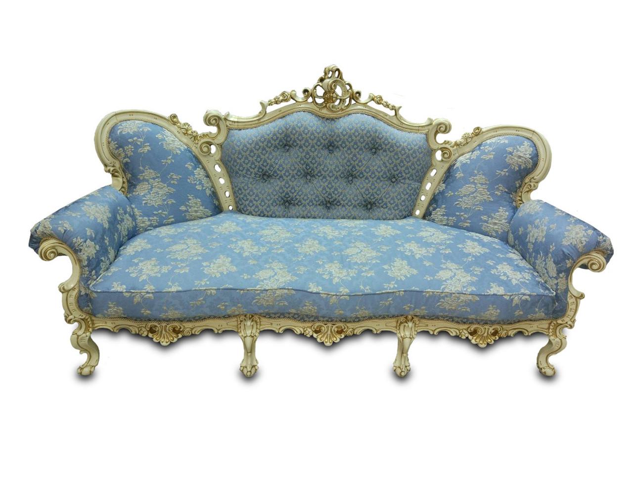 """Трехместный диван """"Элия"""" в стиле барокко (220 см)"""