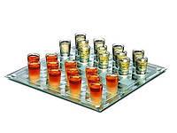 Алко-игра Шашки (пьяные шашки) 25 (L) х 25 х 0,4 (h) см