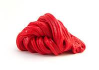 Умный пластилин Красный, Хэндгам (Silly Putty) 80г – увлекательная игрушка для детей и взрослых!
