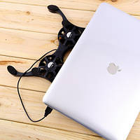 Охлаждающая подставка для ноутбука 600, Notebook Cooler Pro LSY-3159 «Осьминог»