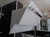 Вытяжка Fabiano Prisma 60 White наклонная