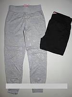 Подростковые спортивные брюки на девочку Grace, 116-146 рр.
