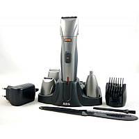Машинка для стрижки волос- Триммер AEG BHT 5640 4 в 1