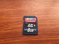 Карта пам'яті microSD 8 GB