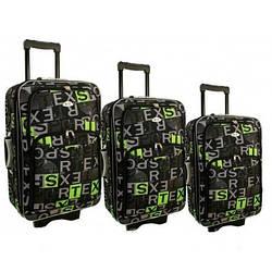 Дорожный чемодан сумка 773 набор 3 штуки kolor 8