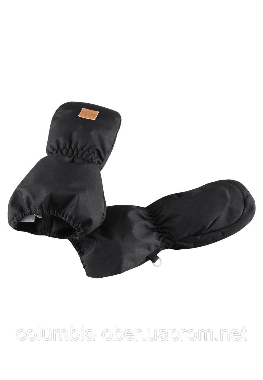 Зимние  рукавицы для мальчика  Reima Huiske 517163-9990. Размеры 0-2.