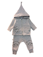 Smil Комплект для мальчика р68-89 капитон