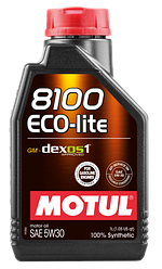 Масла моторные ECO-LITE 5W-30
