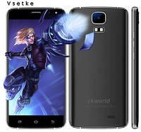 """Оригинальный Vkworld S3 3G Мобильный телефон Android 7.0 1GB RAM 8GB ROM 4 ядра смартфон 8MP 5.5 """" Dual Sim, фото 1"""