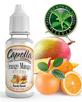 Capella Orange Mango with Stevia Flavor (Апельсин и манго) 5 мл