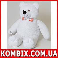 Плюшевый мишка, медведь 85 см - белый