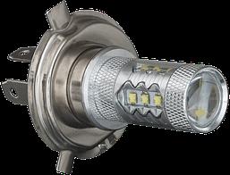Лампочка Show Chrome 2000 Lumens LED H4