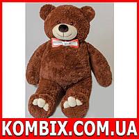 Плюшевый мишка, медведь 85 см - бурый