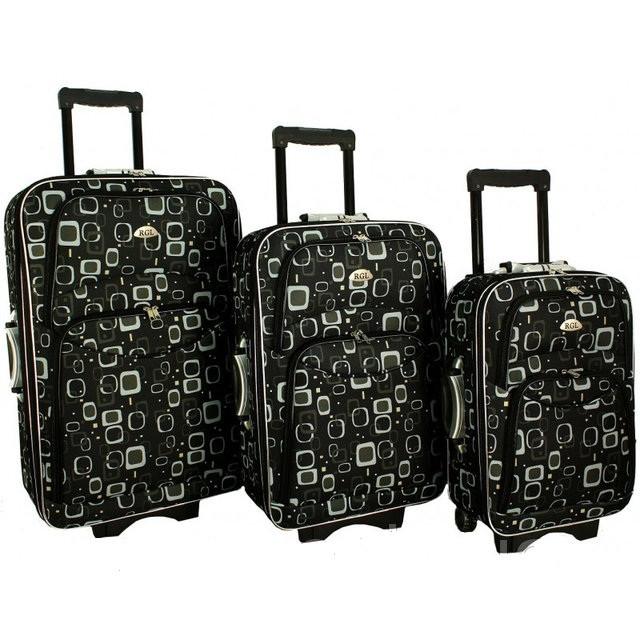Дорожный чемодан сумка 773 набор 3 штуки Matrix