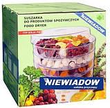 Сушка для фруктов и овощей Niewiadow TYP 970 PS, фото 2