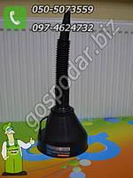 Воронка для заливки топлива или масла с гибким шлангом Technics