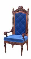 """Изысканное кресло """"Трон"""" №1"""