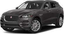 Защита двигателя на Jaguar F-Pace (c 2016--)