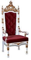 """Изысканное кресло """"Трон"""" №3"""