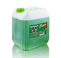 Антифриз А-40М (-40) 10кг (зеленый) TM Premium