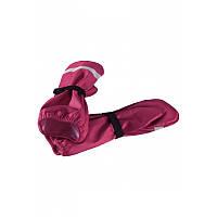 Демисезонные варежки для девочки Reima Kura 527207-3920. Размеры 1-4., фото 1