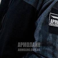 Толстовка флисовая армейская (A-TACS LE), фото 4