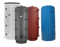 Баки-аккумуляторы, теплообменники серии (АЭ и АБНП)
