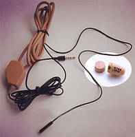 Микронаушник для экзамена с проводной гарнитурой телесного цвета А780