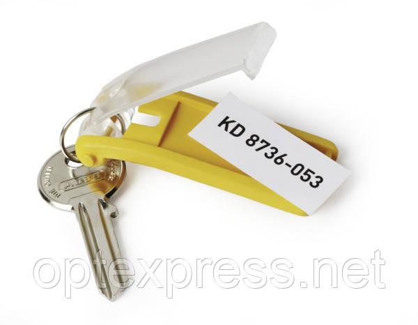 Брелок для ключів KEY CLIP DURABLE