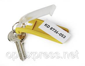Брелок для ключей KEY CLIP  DURABLE