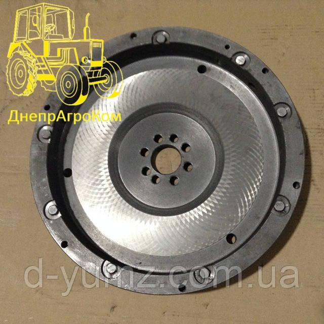 Маховик ЮМЗ для установки двигателя Д-240 (МТЗ)