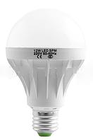 Лампа светодиодная G80 Е27 12W круглая- 1 LO