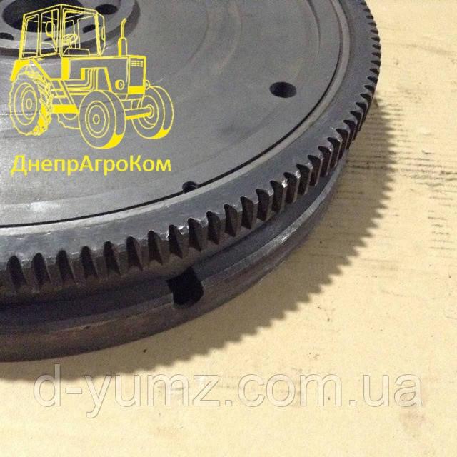 Маховик ЮМЗ для установки двигателя Д-240