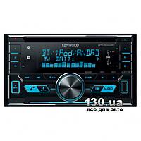 CD/USB автомагнитола Kenwood DPX-5000BT с Bluetooth
