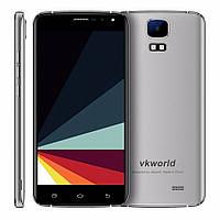 """Оригинальный Vkworld S3 3G Мобильный телефон Android 7.0 1GB RAM 8GB ROM 4 ядра смартфон 8MP 5.5 """" Dual Sim"""