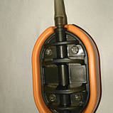Кормушка Method Flat 80 грамм + силиконовая пресовалка (Метод Флэт), фото 3