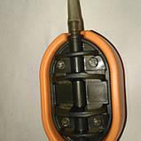 Годівниця Method Flat 100 грам + силіконова пресовалка. (Метод Флет), фото 5