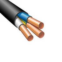 Провод ВВГ круглый 3х4,0 кв.мм (Энерго) только бухтами