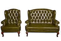 """Комплект классической мебели """"Вальтер"""" (3+1)"""