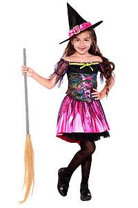 Ведьмочка карнавальный костюм детский