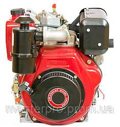 Weima WM186FBE дизельный двигатель (Вал шлицы 25 мм)