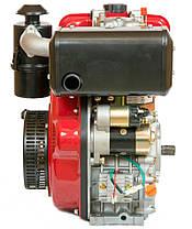 Weima WM186FBE дизельный двигатель (Вал шлицы 25 мм), фото 3