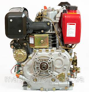 Weima WM186FBE дизельный двигатель (Вал шлицы 25 мм), фото 2
