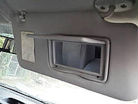 Козырёк правый Suzuki Grand Vitara 2006, 8480165J40J0T