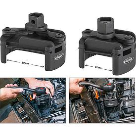 Универсальный ключ для масляных фильтров, 60–80 мм, Vigor, V4413